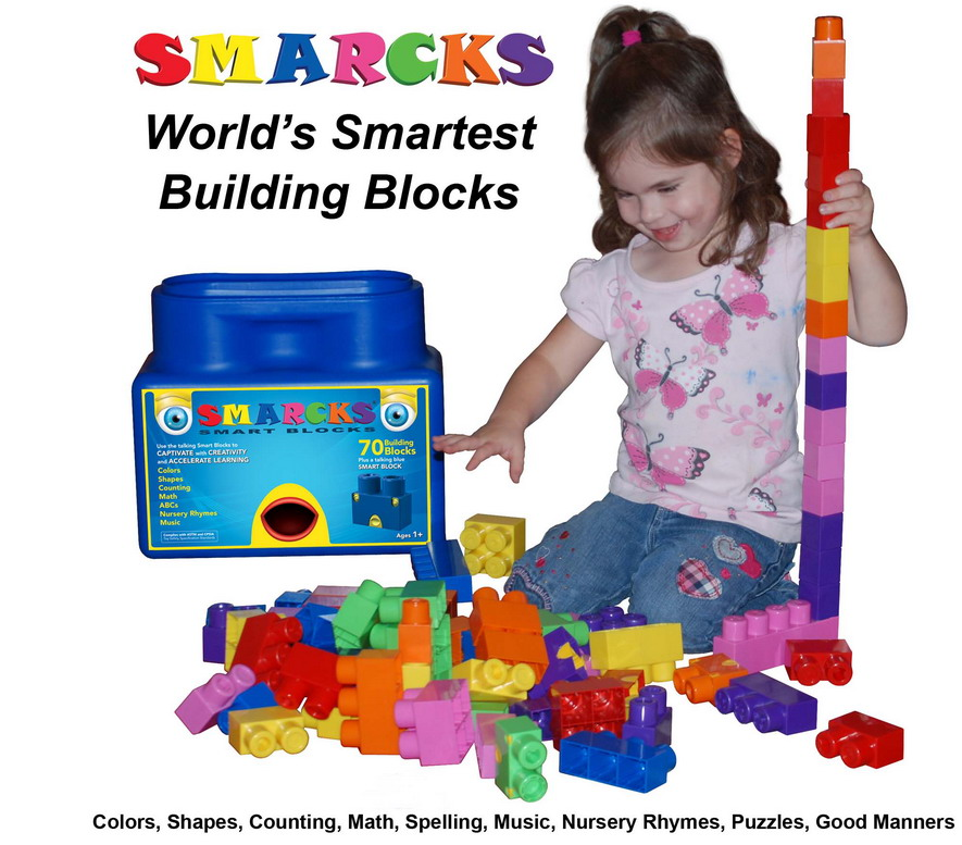Talking Building Blocks