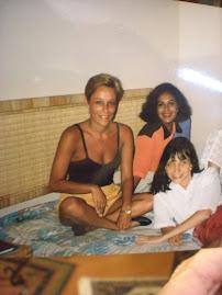 Eu em Aruba...muito negona!!!Saudade...lá se vão 15 anos...