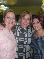 Alba, eu e Michelle!!! Amigasqueridas!!!