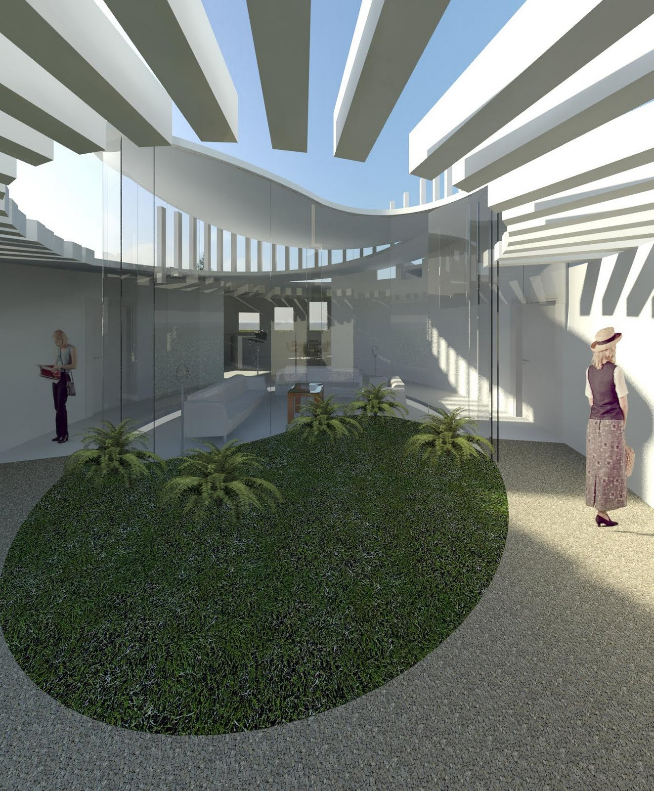 Proyecto equipo 2 dise o casa habitacion sin limites 2d for Diseno estructural de casa habitacion