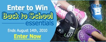 ShoeMall's Back to School in Style Giveaway – Post 1