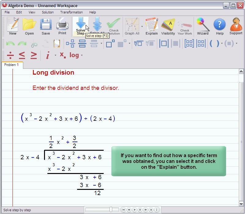 descargar algebrator en espanol gratis