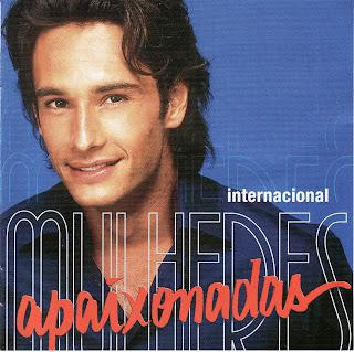 Capa - CD - Mulheres Apaixonadas - Internacional