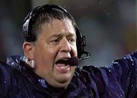 Head Coach Charlie Weis