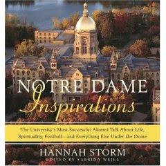 Notre Dame Inspirations - Hannah Storm