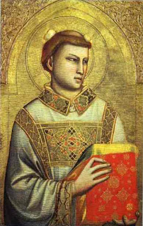 St. Stephen by Giotto