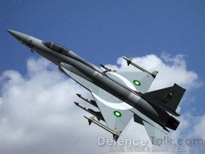 jf17 thunder pakistan3 - Pakistan Air Force