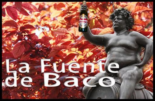 La Fuente de Baco