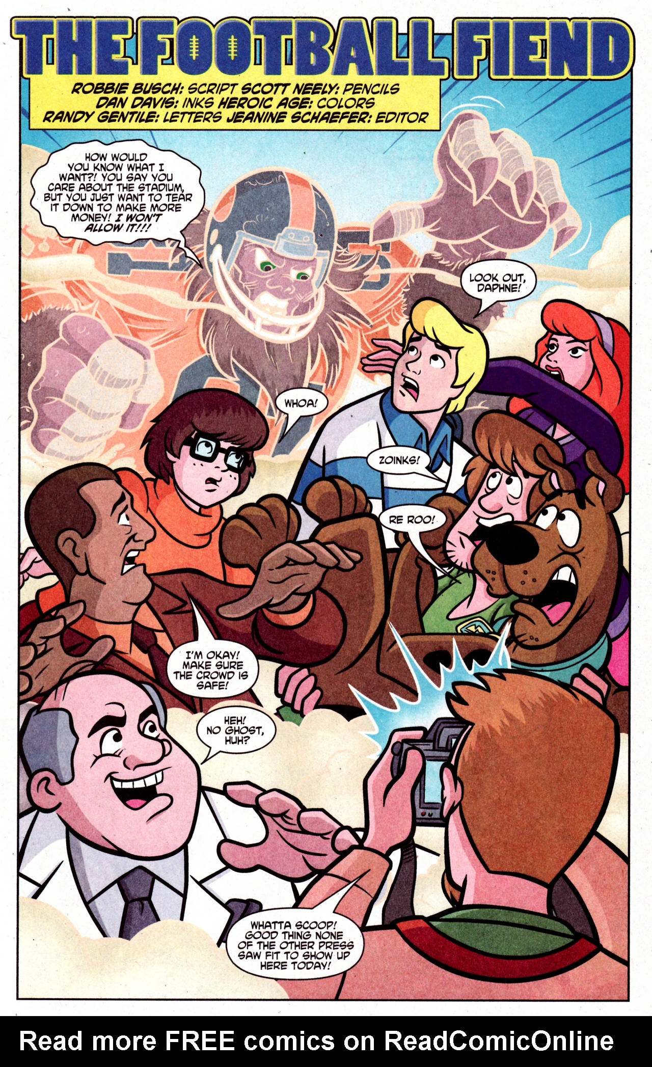 Read online Scooby-Doo (1997) comic -  Issue #127 - 11