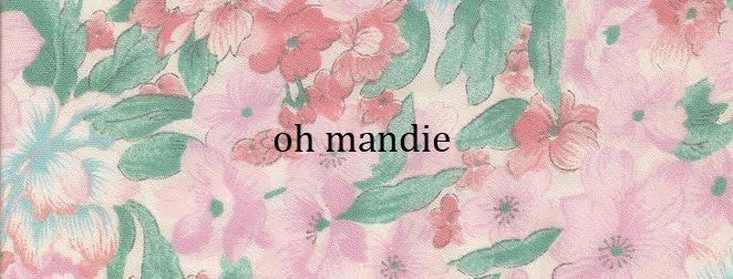 ♥Oh Mandie♥