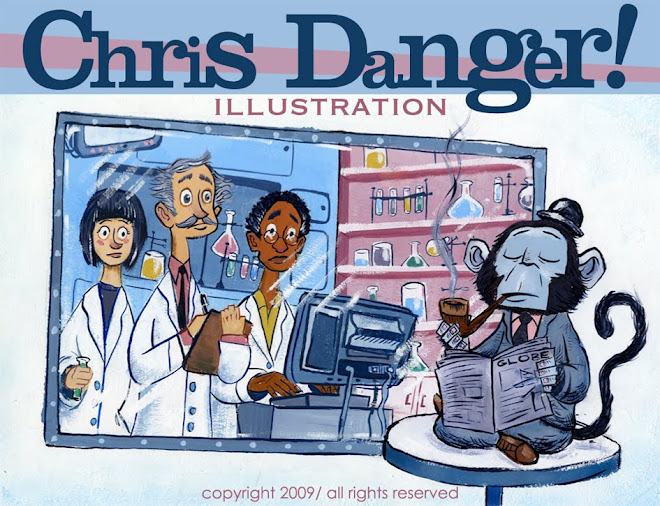 CHRIS DANGER!