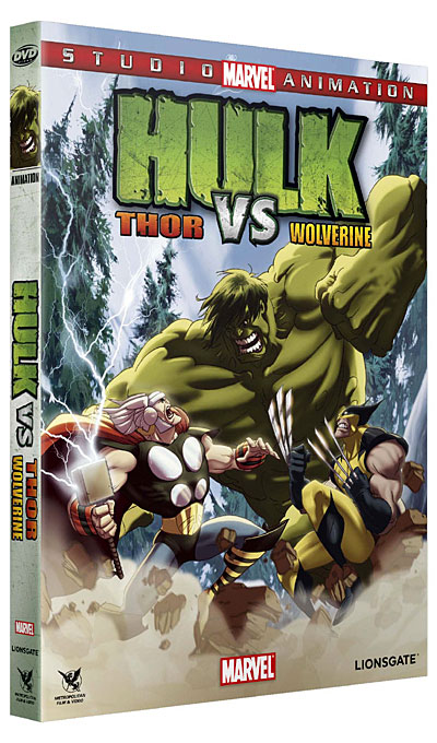 Hulk vs Thor | Multi | DVDRiP