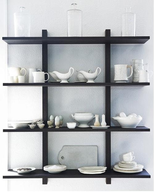 La maison d 39 anna g porcelaine blanche - La porcelaine blanche ...