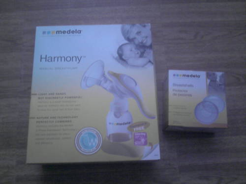 medela harmony manual breast pump price