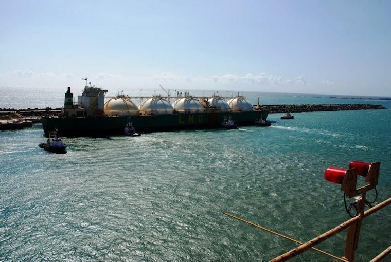 Navio LNG