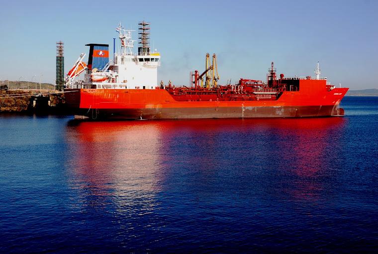 Navio de viagem inaugural