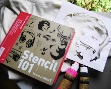 How To- Stencil a T Shirt