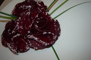 Articole culinare : Trandafir din sfecla