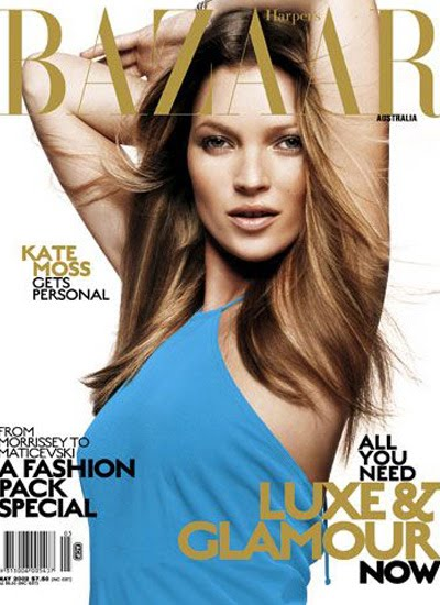 kate moss 2011 images. kate moss elle cover magazine
