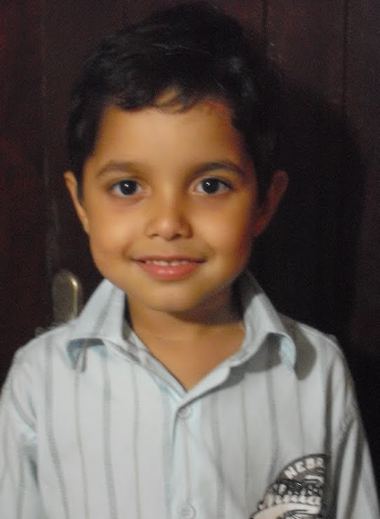 Meu filhotinho Fábio Renato