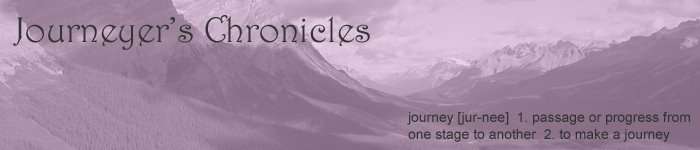 Journeyer's Chronicles