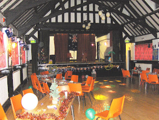 Alvechurch Hall…