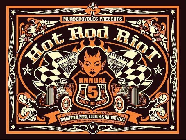 Hot Rod Riot Show