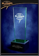 The Blogger Award