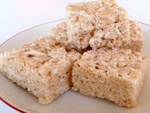 The Cz Life Rice Krispie Treats 2 0