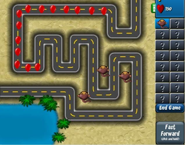 Black And Gold Games: Unblocked Bloons Tower Defense 5 ...
