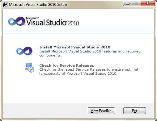 Visual Studio Introduction