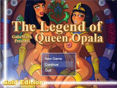 FREE DOWNLOAD GAME The Legend of Queen Opala - Gold Edition (Warning Adult ...