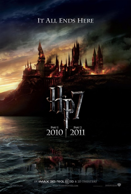 harry potter and the deathly hallows part 2 trailer release date. Release Dates: Part 1: