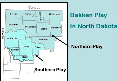 Next Big Future Bakken Oil Study North Dakota Only And