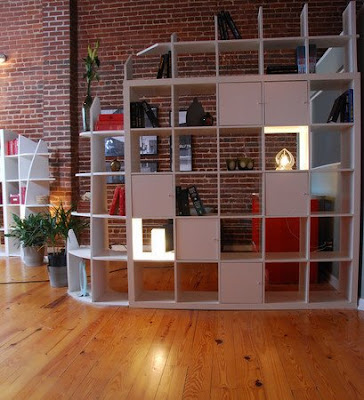 Expedit Storage And Room Divider From Hgtv Guy Ikea