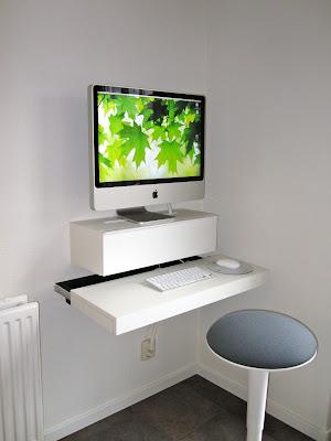 shaker computer desk plans