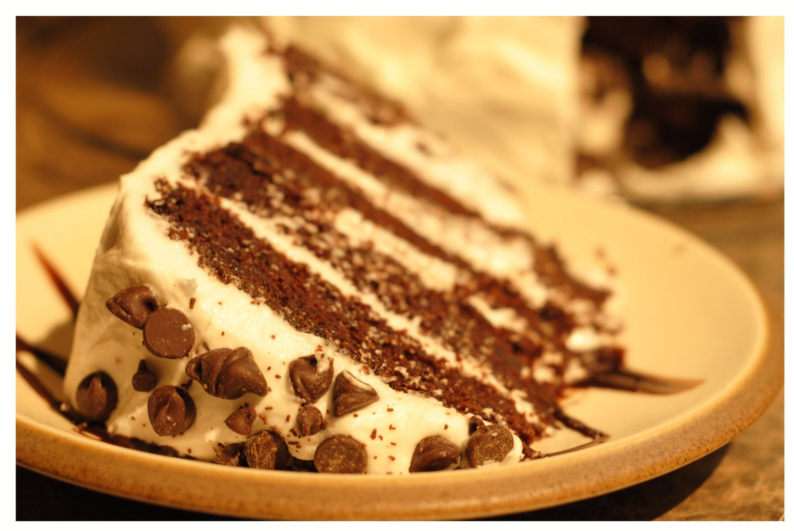 My Inspired Life: Chocolate Lasagna