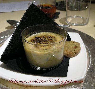 Cena a base di tè presso la Scuola de La Cucina Italiana