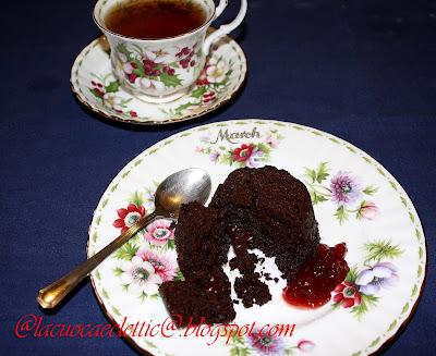 Tortini fondenti al cioccolato