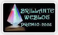 Brillante Weblog - Prémio 2008