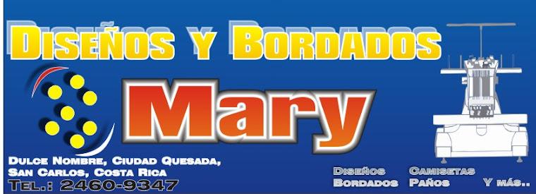 Diseños y Bordados Mary