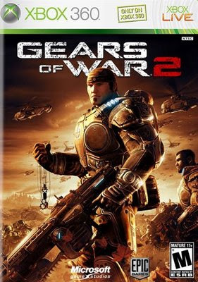 Categoria tiro xbox 360, Capa Download Gears Of War 2 (Region  Free) (Xbox360)