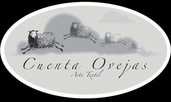 cuenta ovejas :: arte textil