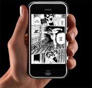 Naruto, Dragon Ball y Death Note en tu móvil Manga-en-moviles