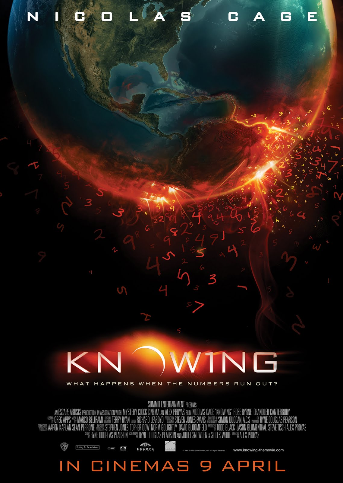 Knowing Movie The Luke Allen Review ...
