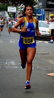 Rosilaine-vencedora na categoria feminina