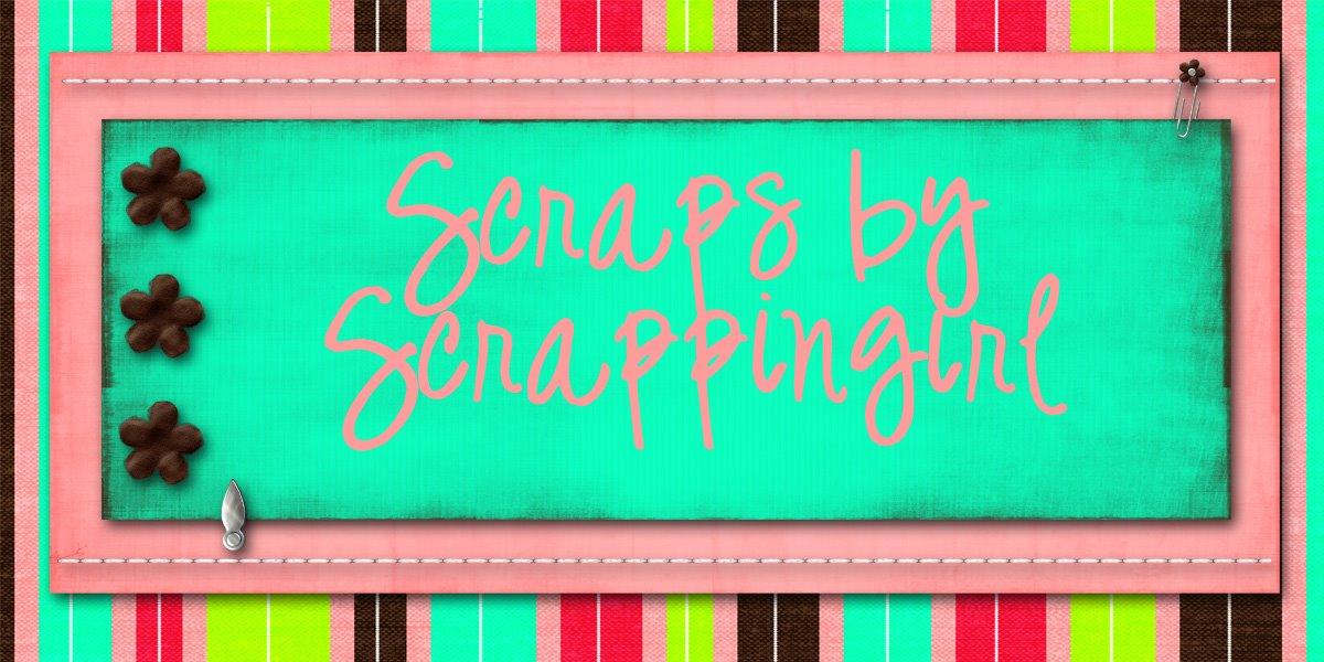 Scrappingirl's Scraps