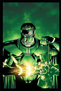 Green Lantern Blackest Night