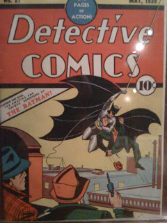Detective Comics #27 cover