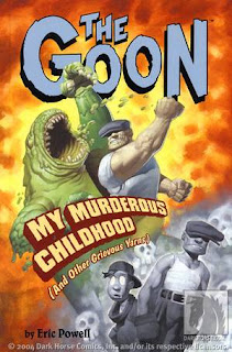 The Goon My Murderous Childhood cover